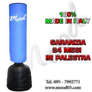 SACCO FITBOXE ALTEZZA REGOLABILE MAX 205 CM BASE ANTISCIVOLO Cappuccio 100x35cm [RICHIEDI CODICE SCONTO Tel 095-7992771]